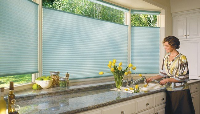 Top-Down Bottom-Up Window Treatments